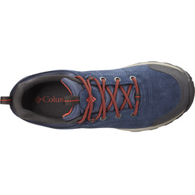 Columbia Fire Venture Low Waterproof Shoes Women blue